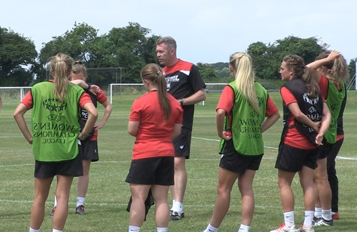 City Women Enjoy Failand Training Week