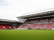 Ashton Gate Stadium In Technology First