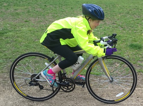 Video: Holly's Coast To Coast Challenge For Diabetes