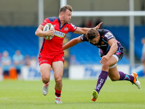 Bristol Prepare For Wasps Double Header