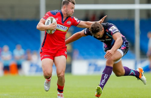 Taunton To Host Bristol Rugby Clash At Hyde Park