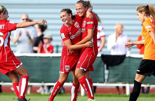 Gallery: Bristol City Women 3-0 London Bees