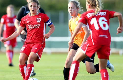 City Women Quartet Selected For England U20s Training camp