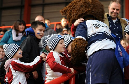 Celebrate Your Birthday Party At Ashton Gate!