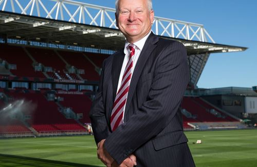 New West Stand Named The Lansdown Stand