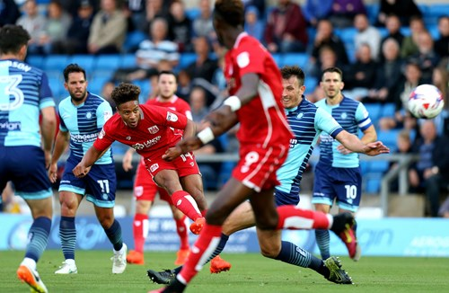 Report: Wycombe Wanderers 0-1 Bristol City