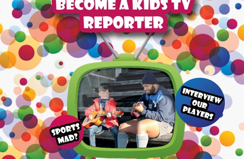 Video: Bristol Sport Kids TV - Episode Six