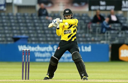 Taylor Blitz Not Enough As Glos Fall Short In Quarter Final