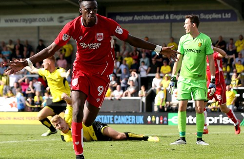 Report: Burton Albion 1-2 Bristol City