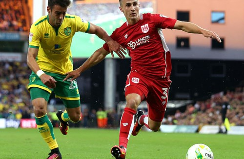 Report: Norwich City 1-0 Bristol City
