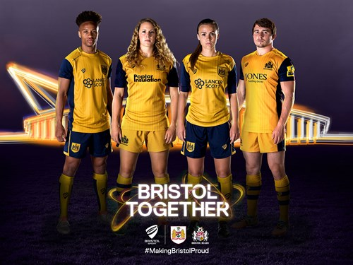 Bristol's Top Teams Go For Gold Together
