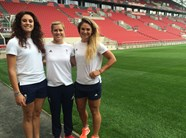 VIDEO: Bristol Ladies Trio Reflect On Olympic Experience