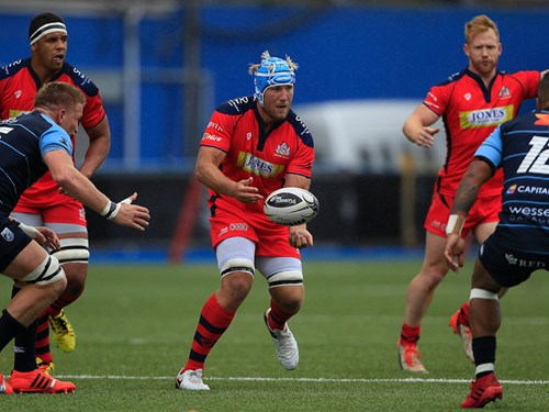 VIDEO: Cardiff Blues vs Bristol Rugby