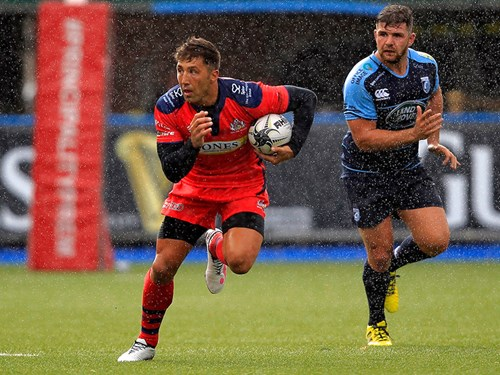 GALLERY: Cardiff Blues vs Bristol Rugby