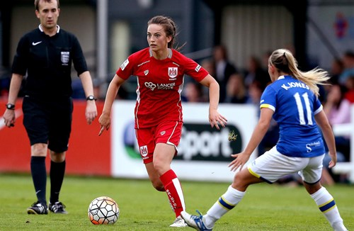 Report: Bristol City Women 0–1 Everton Ladies