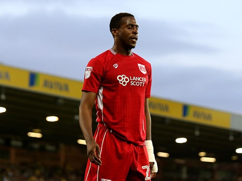 Bristol City Sell Jonathan Kodjia For Record Fee