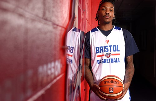 Lovell Cook's First Bristol Flyers Interview