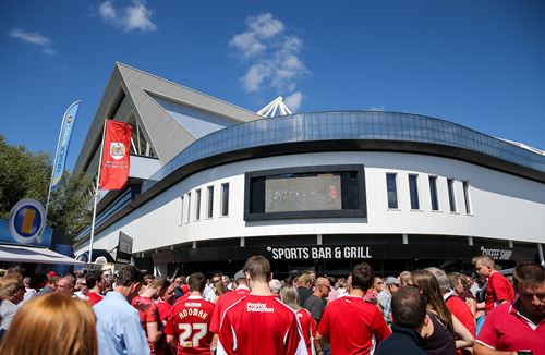 Supporter Services closed today from 2pm