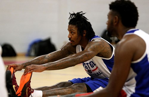Gallery: Bristol Flyers Pre-Season Training