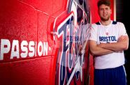 Michael Vigor's First Interview With Bristol Flyers