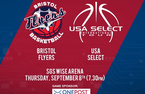 Preview: Bristol Flyers v USA Select