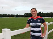 Video: Bristol Ladies Sign England Duo