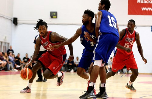 Report: Bristol Flyers 74-69 USA Select