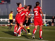 Report: Bristol City Women 4 - 1 Watford Ladies