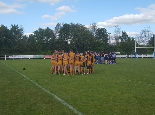 REPORT: Plymouth Albion Ladies 22-45 Bristol Ladies 2nd XV