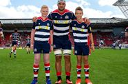 Matchday Mascot Packages Available For Falcons Clash