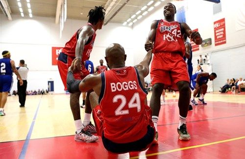 Highlights: Bristol Flyers 74-69 USA Select