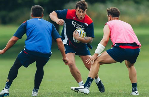 Dawe Named In England Under 20 Squad For Six Nations