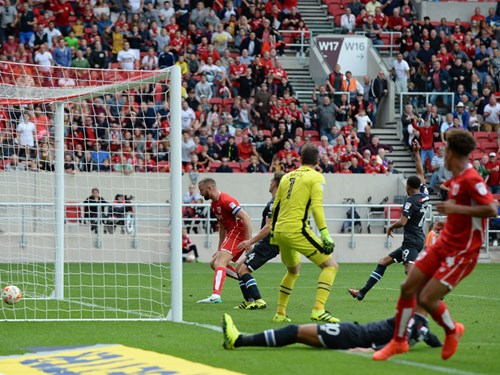Report: Bristol City 1-1 Derby County