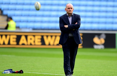 VIDEO: Robinson Talks To Press After Wasps Loss