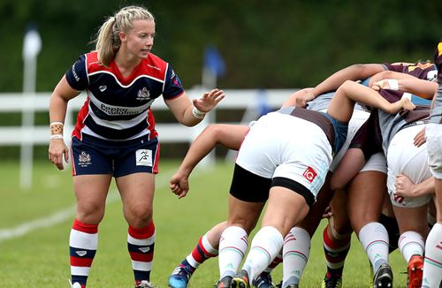 Video: Moore Delighted With Bristol Ladies Team Performance