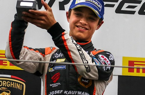 Norris Joins McLaren Young Driver Programme