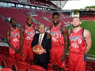Bristol Flyers Proud To Partner With ONEPOST For 2016/17