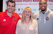 Bristol Flyers Form Elite Partnership With Nuffield Health