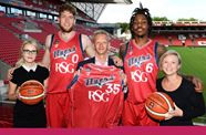 RSG Ready To Soar With Bristol Flyers and Bristol Jets
