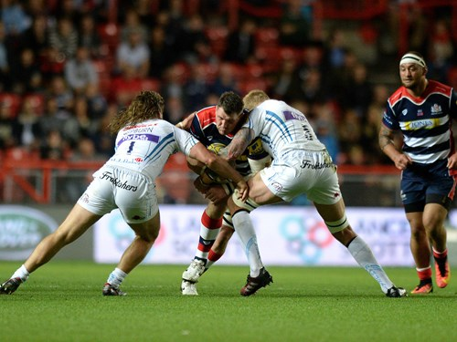 GALLERY: Bristol Rugby 17 - 41 Exeter Chiefs