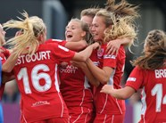 City Women hit late equaliser to hold Liverpool