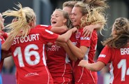 Report: Bristol City Women 1-0 Durham Ladies