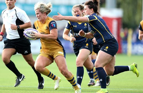 Packer Scores Decisive Try For England Women In Victory Over France