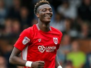 Johnson Hails 21-Goal Abraham