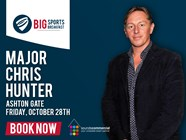 Bomb Disposal Expert Announced As Next Big Sports Speaker